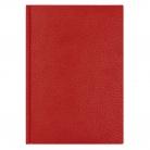 Ежедневник недатированный Dallas 145х205 мм, без календаря, красный