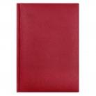 Ежедневник недатированный Marseille 145х205 мм, без календаря, красный
