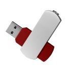 USB Флешка, Elegante, 16 Gb, красный