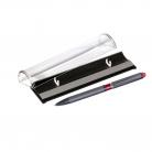 Шариковая ручка IP Chameleon, красная, в упаковке
