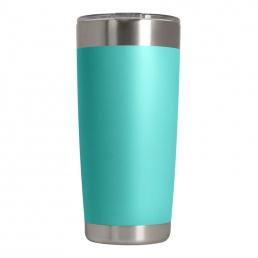 Термокружка вакуумная Portobello, Crown, 590 ml, матовое покрытие, аква