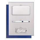 Подарочный набор Portobello/Grand белый, (Power Bank,Ручка)