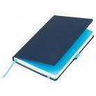 Ежедневник недатированный, Portobello Trend, Chameleon , жесткая обложка, 145х210, 256 стр, синий/голубой