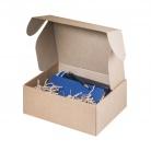 Подарочный набор Portobello синий в малой универсальной подарочной коробке (Ежедневник недат А5, Спортбутылка, Ручка)