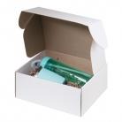 Подарочный набор Portobello аква-1 в малой универсальной подарочной коробке (Термобутылка, Термокружка)