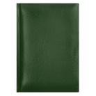 Ежедневник недатированный Manchester 145х205 мм, без календаря, зеленый