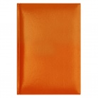 Ежедневник недатированный Manchester 145х205 мм, без календаря, апельсин