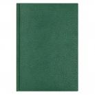 Ежедневник недатированный Dallas 145х205 мм, без календаря, зеленый