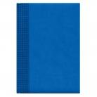 Недатированный ежедневник VELVET 45x205мм, без календаря, светло-синий