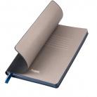 Ежедневник Portobello Trend, Atlas, недатированный, т.-синий, срез-фольга/т-синий