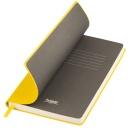 Ежедневник Portobello Trend, Sky, недатированный, желтый