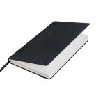 Ежедневник недатированный Sky BtoBook, черный без резинки
