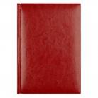 Ежедневник Birmingham, А5, датированный (2022 г.), красный