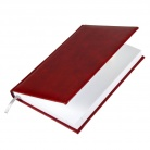 Ежедневник Vegas, А5, датированный (2022 г.), красный