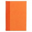 Ежедневник VELVET, А5,  датированный (2022 г.), апельсин