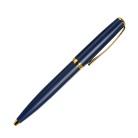 Шариковая ручка Opera, синяя/позолота